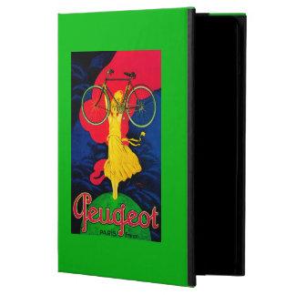 Peugeot Bicycle Vintage PosterEurope iPad Air Cover