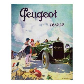 Peugeot Posters