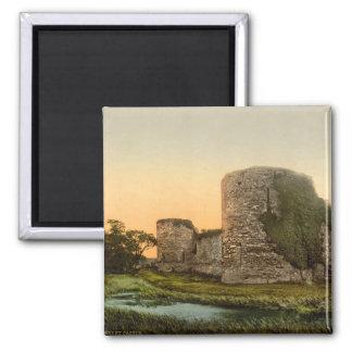 Pevensey Castle, East Sussex, England Magnet
