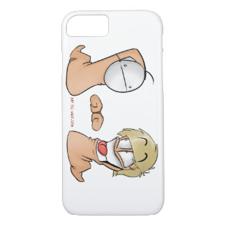 PewdiePie And Cry iPhone 7 Case