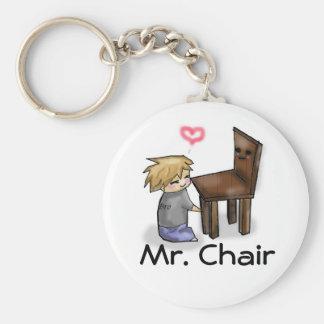 Pewdiepie Mr. Chair Keychain