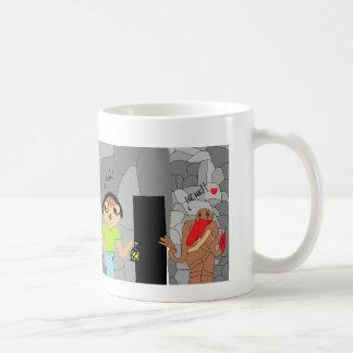pewdiepiemugg basic white mug
