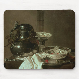 Pewter, China and Glass, 1649 Mouse Pad