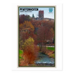 Pfaffenhofen Postcard