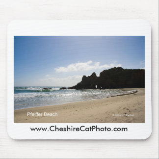 Pfeiffer Beach Big Sur California Products Mouse Pad