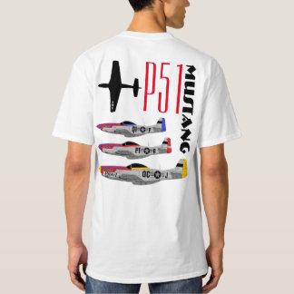Pfive1 Mustangs T Shirts