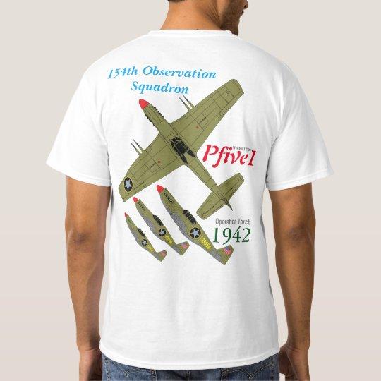Pfive1 P-51A 20mm T-Shirt