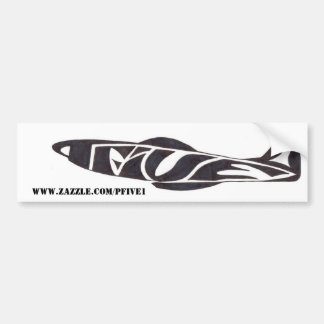 pfive1bumper sticker bumper sticker