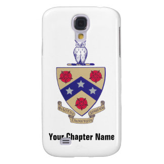 PGD Coat of Arms Galaxy S4 Case