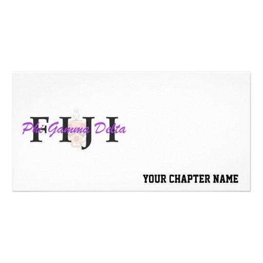 PGD FIJI PHOTO CARD TEMPLATE