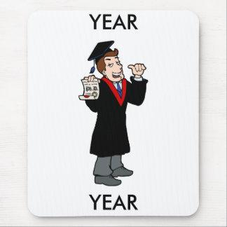 Ph D Graduate Mouse Pad
