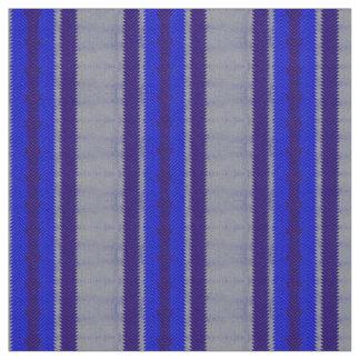 PH&D Inca Stripe Ethnic Fabric Royal