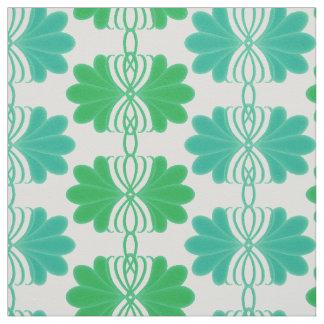 PH&D Lotus Fabric Ocean Greenery
