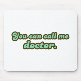 Ph D Med School Graduation Gifts Mouse Pads