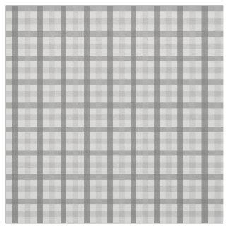 PH&D Small Check Fabric Gray