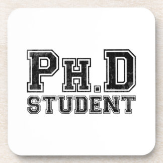 Ph D Student Coasters