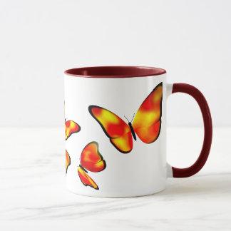 Phaeton Butterfly Mug