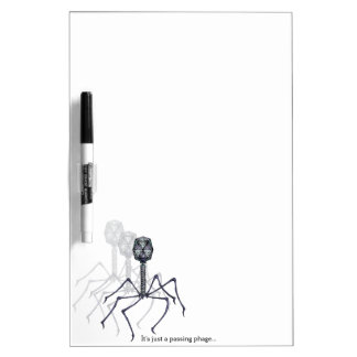 Phage Dry Erase Board