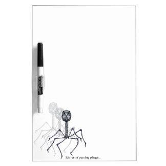 Phage Dry Erase White Board