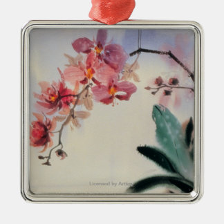 Phalaenopsis Christmas Ornament