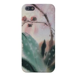 Phalaenopsis iPhone4 Case iPhone 5/5S Cover
