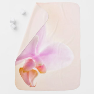 Phalaenopsis Orchid Glad Dawn 'Pink Cheer' Baby Blanket