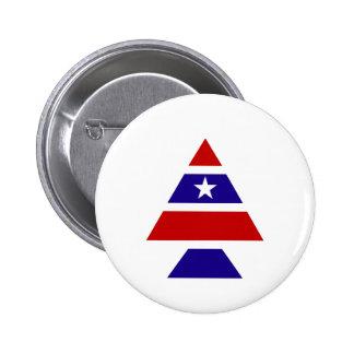 Phalange 6 Cm Round Badge