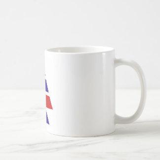 Phalange Basic White Mug
