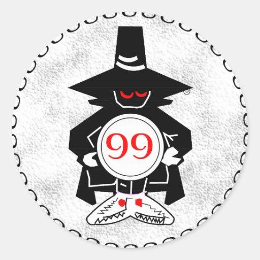 Phantom - Counter Sticker