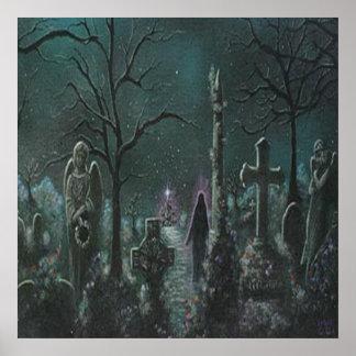 Phantom Graveyard Poster
