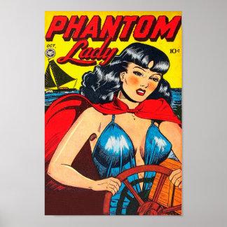 Phantom lady 2 poster