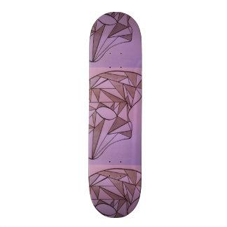 Phantom Mask Deck Skateboard