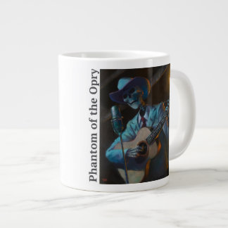 Phantom of the Opry Large Coffee Mug