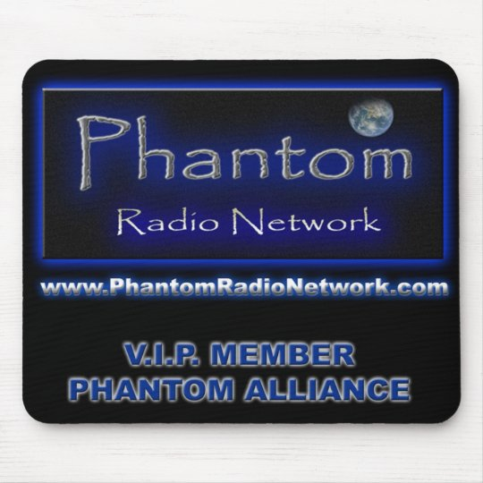Phantom Radio Mousepad