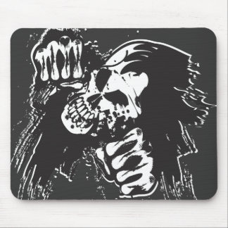 Phantom Skull Mouse Pads
