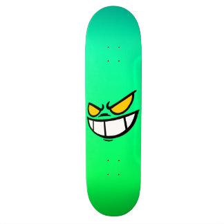 Phantom Smile™ Aqua Wash Skateboard Deck
