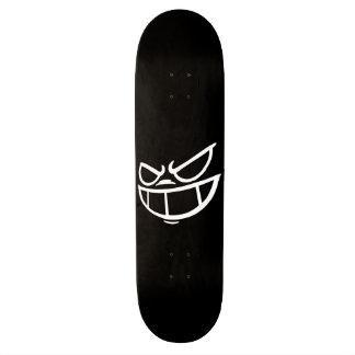 Phantom Smile™ Black & White Skateboard Deck