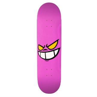 Phantom Smile™ Pink Skateboard Deck