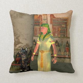 Pharao in the pyramid cushions