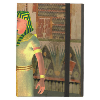 Pharao in the pyramid iPad air cover