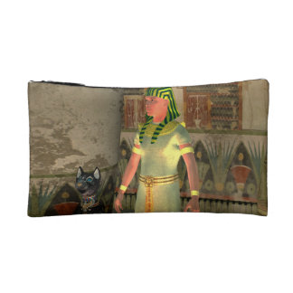 Pharao in the pyramid makeup bag