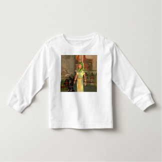 Pharao in the pyramid toddler T-Shirt