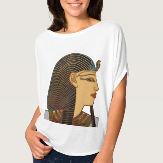 Pharaoh Egyptian Folk Art T-Shirt