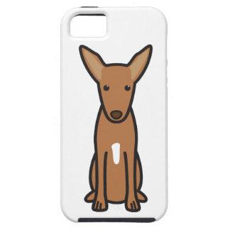 Pharaoh Hound Dog Cartoon Case For The iPhone 5