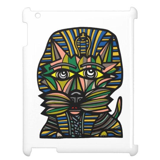 """Pharaoh Kat"" iPad/iPad Mini, iPad Air Case iPad Cover"
