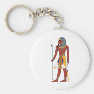 Pharaoh Key Ring