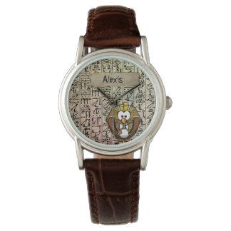 Pharaowl jewelry wrist watches