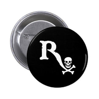 Pharmaceutical Pirate II 6 Cm Round Badge