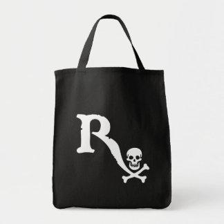 Pharmaceutical Pirate II Grocery Tote Bag