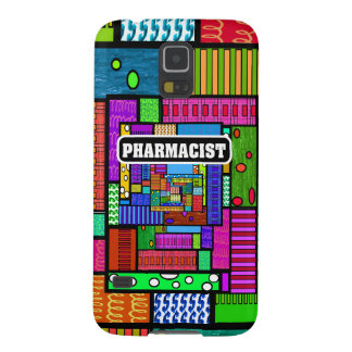 Pharmacist Abstract iPhone and Electronics Cases Galaxy Nexus Case